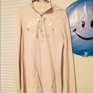 VS Fleece Half ZIP Tunic